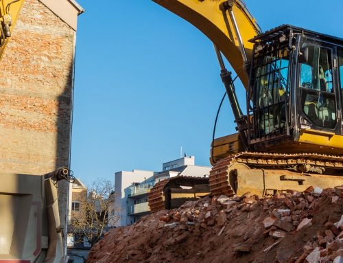 Commercial Building Demolition and Asbestos Risks